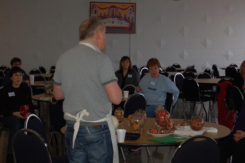 Pysanka Workshop 2014 (8)