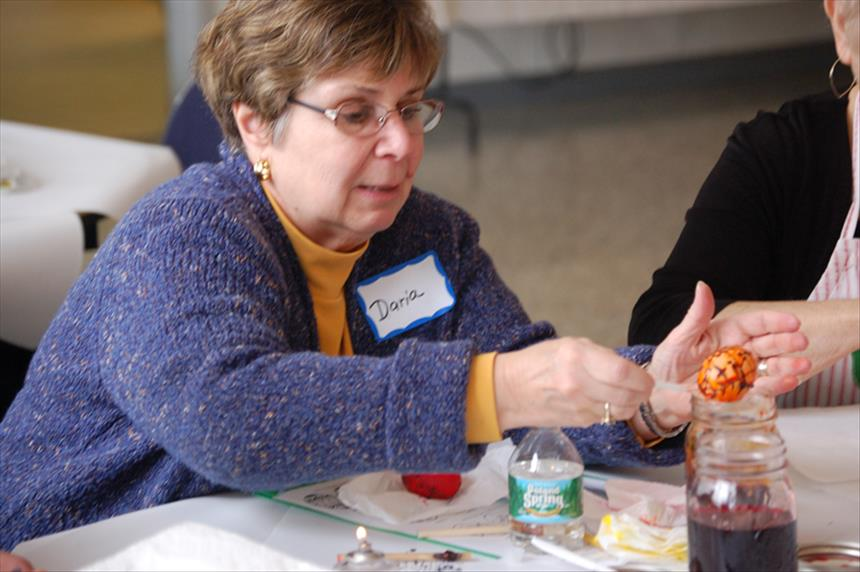 Pysanka Workshop 2014 (85)
