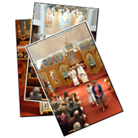 Images from 2015 St. Josaphat First Communion
